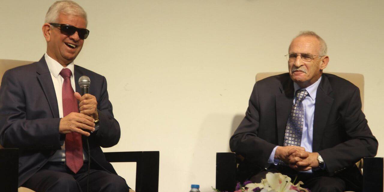 الدكتور محمود العطشان: من فقدان البصر إلى فقدان المستحيل