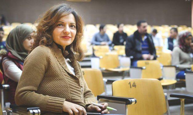 غادة العمري: روحُ العمل التعاوني