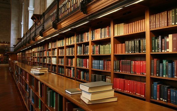 كيف تكون الحياةُ بدونِ كتب؟